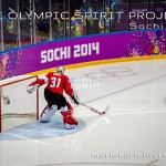 Postcard: Sochi 2014 - Carey Price