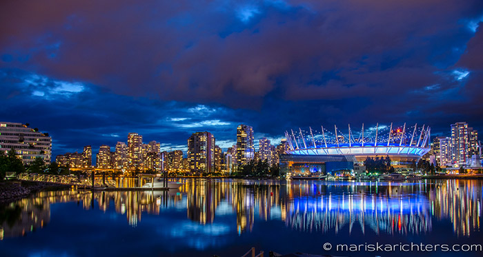 Vancouver - False Creek