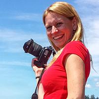 Mariska, the Photographer