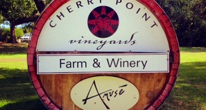 Cherry Point Estate Winery - Farm & Winery