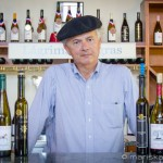 Cherry Point Vineyard - Owner, Xavier Bonilla