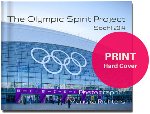 Olympic Spirit Project Book - Print