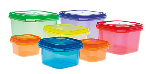 21-Day Fix Challenge - Portioning Containers